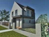 Vizualizace - možná přestavba (Prodej domu v osobním vlastnictví 67 m², Tuklaty)