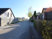 Ulice u pozemku (Prodej pozemku 930 m², Libeř)