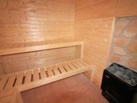 sauna (Prodej domu v osobním vlastnictví 280 m², Zdiby)