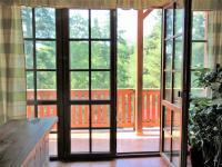 vstup na terasu  (Prodej domu v osobním vlastnictví 280 m², Zdiby)
