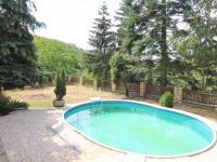 bazén (Prodej domu v osobním vlastnictví 280 m², Zdiby)