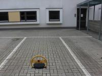 Parkovací místo (Pronájem bytu 1+kk v osobním vlastnictví 69 m², Praha 5 - Smíchov)