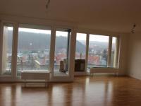 Obývací pokoj (Pronájem bytu 1+kk v osobním vlastnictví 69 m², Praha 5 - Smíchov)