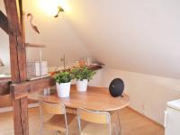 Jídelní kout (Prodej bytu 2+kk v osobním vlastnictví 80 m², Praha 9 - Libeň)