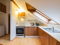 Kuchyňský kout (Prodej bytu 2+kk v osobním vlastnictví 80 m², Praha 9 - Libeň)