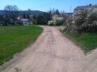 západní strana - Prodej pozemku 956 m², Štěchovice