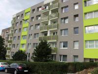 Pohled na dům - Pronájem bytu 4+kk v osobním vlastnictví 82 m², Praha 5 - Hlubočepy