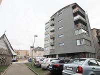 Pohled na dům - Prodej bytu 3+kk v osobním vlastnictví 95 m², Praha 10 - Strašnice