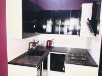 Kuchyňský kout - Pronájem bytu 2+1 v osobním vlastnictví 68 m², Praha 2 - Vinohrady