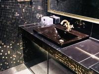 Koupelna - Pronájem bytu 2+1 v osobním vlastnictví 68 m², Praha 2 - Vinohrady