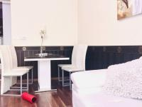 Obývací pokoj - Pronájem bytu 2+1 v osobním vlastnictví 68 m², Praha 2 - Vinohrady