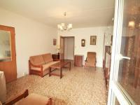 Obývací pokoj - Prodej bytu 2+kk v osobním vlastnictví 46 m², Praha 10 - Záběhlice