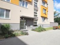 Pohled na dům - Pronájem bytu 4+kk v osobním vlastnictví 102 m², Praha 10 - Uhříněves