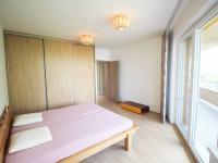 Ložnice - Pronájem bytu 4+kk v osobním vlastnictví 102 m², Praha 10 - Uhříněves