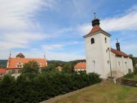 Nedaleký Týnec nad Sázavou - Prodej pozemku 13863 m², Týnec nad Sázavou