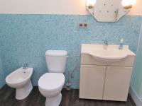 Koupelna - bidet, WC, umývadlo - Pronájem bytu 2+kk v osobním vlastnictví 45 m², Praha 4 - Hodkovičky