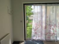 Vchod na terasu - Pronájem bytu 2+kk v osobním vlastnictví 45 m², Praha 4 - Hodkovičky