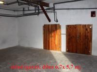 Pronájem skladovacích prostor 38 m², Povrly