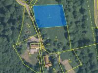 Prodej pozemku 2203 m², Malá Veleň