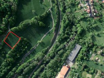 Prodej pozemku 268 m², Děčín