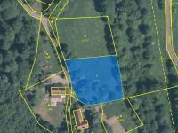 Prodej pozemku 2300 m², Malá Veleň