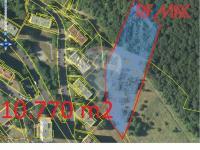 Prodej pozemku 10770 m², Ústí nad Labem