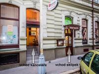 Prodej obchodních prostor 155 m², Děčín