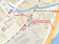 Pronájem komerčního objektu 22 m², Povrly