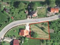 Prodej pozemku 1089 m², Malšovice
