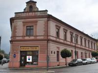 Prodej komerčního objektu 600 m², Písek