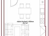 Prodej bytu 1+kk v osobním vlastnictví 43 m², České Budějovice