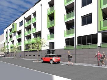 Prodej bytu 3+kk v osobním vlastnictví 86 m², České Budějovice