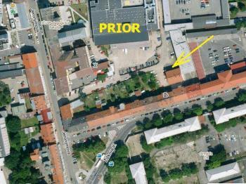 Pronájem malého objektu 18 m², České Budějovice