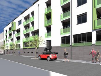 Prodej bytu 3+kk v osobním vlastnictví 88 m², České Budějovice