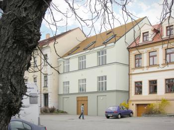 Pronájem bytu 4+1 v osobním vlastnictví 78 m², Písek