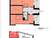 Pronájem bytu 3+kk v osobním vlastnictví 113 m², Písek
