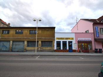 Prodej komerčního objektu 409 m², Tábor