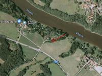 Prodej pozemku 534 m², Albrechtice nad Vltavou