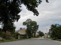 příjezdová cesta - Prodej pozemku 651 m², Vrábče