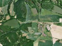 mapa - Prodej domu v osobním vlastnictví 324 m², Vodňany