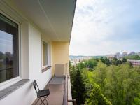 Lodžie - Prodej bytu 1+1 v osobním vlastnictví 34 m², Praha 4 - Krč