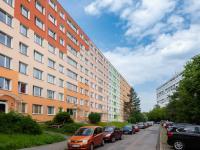 Dům zepředu - Prodej bytu 1+1 v osobním vlastnictví 34 m², Praha 4 - Krč