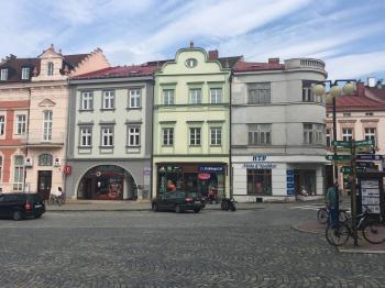 Z ulice - Pronájem kancelářských prostor 100 m², Valašské Meziříčí