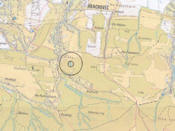 Prodej pozemku 1390 m², Valašské Meziříčí