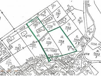 Prodej pozemku 3648 m², Zdislava