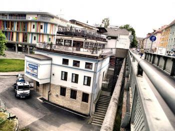 Prodej komerčního objektu 1383 m², Děčín