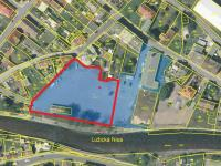 Prodej pozemku 3914 m², Hrádek nad Nisou