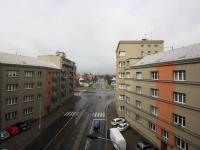 Výhled z balkonu - Prodej bytu 3+1 v družstevním vlastnictví 133 m², Ostrava