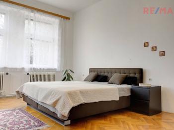 Ložnice - Prodej bytu 3+1 v osobním vlastnictví 92 m², Liberec