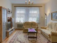 Obývací pokoj - Prodej bytu 3+1 v osobním vlastnictví 92 m², Liberec